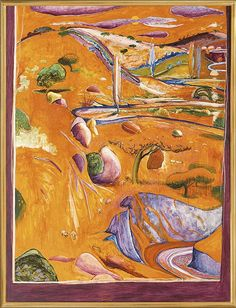 View The Paddock - Late Afternoon By Brett Whiteley; oil on canvas; Access more artwork lots and estimated & realized auction prices on MutualArt. Wildlife Protection, Australian Artists, Art Auction, Abstract Landscape, Art Sketches, Oil On Canvas, Art Gallery, Artwork, Landscapes
