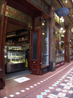 sydney coffee nerd.....Cafe Elixer Strand Arcade