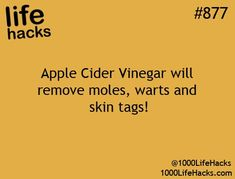 The best DIY projects & DIY ideas and tutorials: sewing, paper craft, DIY. Ideas About DIY Life Hacks & Crafts 2017 / 2018 This actually works! I have a friend that put apple cider vinegar on a soaked band-aid everyday. Simple Life Hacks, Useful Life Hacks, Awesome Life Hacks, Awesome Stuff, Health And Beauty Tips, Health Tips, 1000 Life Hacks, Life Hacks For Girls, Life Hacks Every Girl Should Know