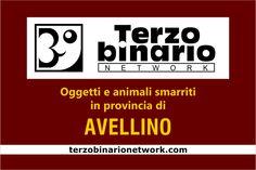 Oggetti e animali smarriti in provincia di Avellino