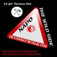 Napo - Techno Walk On The Wild Side - Techno Mix - by Napo on SoundCloud Techno Mix, Walk On