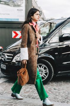 Pfw Paris Fashion Week Fall 2016 Street Style Collage Vintage Leandra Medine 4