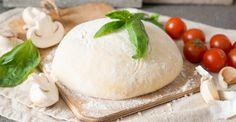 Découvrez notre recette de pâte à pizza sans gluten. Pour une version healthy de la pizza, il suffit d'y ajouter les bons ingrédients !