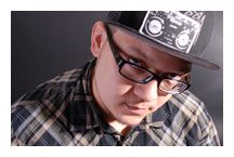 DJ Kue of Seduction Saturdays and Wild 94.9 at Blowfish Sushi Santana Row