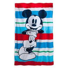 NWT Disney Mickey Mouse Beach Towel - Jumbo