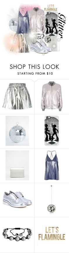 """""""Where's that party?"""" by peeweevaaz ❤ liked on Polyvore featuring M Missoni, Antipodium, Temerity Jones, Casetify, ASOS, Topshop, Simone Rocha, MM6 Maison Margiela, Oxford Ivy and outfit"""