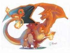 Famille Dracaufeu by naliena on DeviantArt Charmander Charmeleon Charizard, Pokemon Charizard, My Pokemon, Pikachu, Pokemon Dolls, Pokemon Gifts, Pokemon Images, Pokemon Pictures, Naruto Uzumaki Hokage