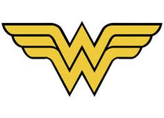 Wwemblem 1 wonder woman logo wonder woman and template wonder woman symbol google search pronofoot35fo Image collections