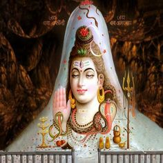 Amarnath temple is very famous pilgrimage for hindus. A large number of people goes Amarnath temple every to view holy place. Amarnath temple is dedicated to lord Shiva. Shivratri Wallpaper, Wallpaper Gallery, Wallpaper Awesome, Wallpaper Downloads, Amarnath Temple, Mahakal Shiva, Shiva Linga, Shiva Statue, Shiva Art