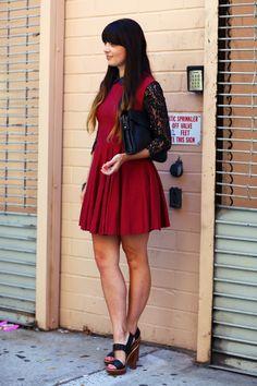 #fashion-ivabellini Indigo Clarke, NYC | Street Fashion | Street Peeper | Global Street Fashion and Street Style