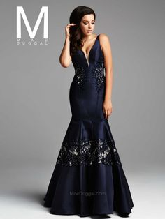 Couture by Mac Duggal 48432D
