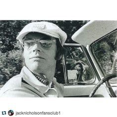 #Repost @jacknicholsonfansclub1 with @repostapp  At Home and on the Road  From the time he bought it in 1969 Jack's house on Mulholland Drive next door to Marlon Brando and down the street from Warren Beatty-an unholy trio if ever there was one-became the base of operations for Jack's legend partying though it's hard to believe that much of it took place in Jack's homey and surprisingly floral-dominated  kitchen (above). During the 1970 s he could often be spotted buzzing around Los Angeles…