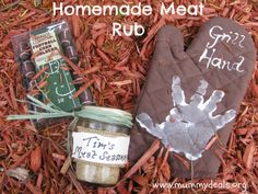 Homemade Steak Rub |