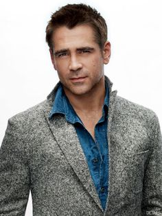 Colin Farrell talks to Details about his recovery, being a dad and more.