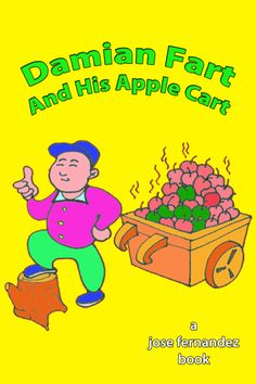 damian fart and his apple cart