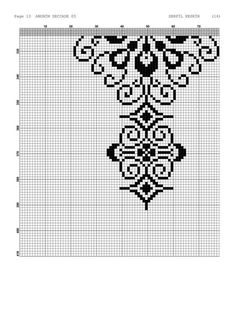Needlepoint Patterns, Baby Knitting Patterns, Cross Stitch Embroidery, Cross Stitch Patterns, Crochet Curtains, Cushion Covers, Blackwork, Diy And Crafts, Chart