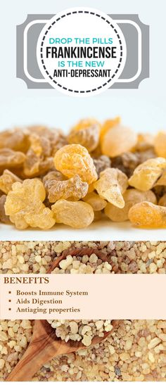 Drop The Pills: Frankincense Is a Proven Antidepressant Without Any Side Effects
