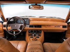 1979 Maserati Quattroporte III