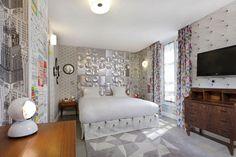 Hôtel Crayon   The best boutique hotels in Paris, Photo 1 of 11 (Condé Nast Traveller)