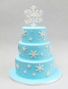 Frozen! tortas para inspirarse