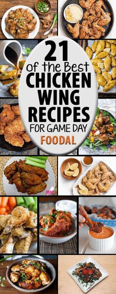21 of the Best Chicken Wing Recipes for Your Game Day Get-Together https://foodal.com/recipes/appetizers/best-chicken-wings/