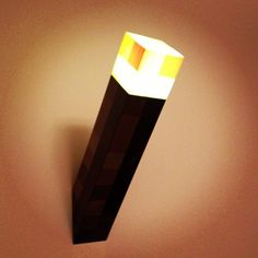 Amazon.com: Minecraft Think Geek Wall Torch by Think Geek: Toys & Games