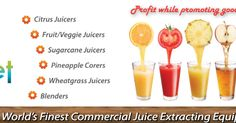 Helpful Juicing Tips for starting a business by Juicernet juicernet.com/.