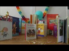 Boekenfeest! - YouTube