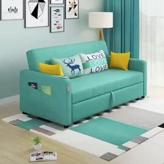 Sleeper Sofas & Couches - Comfortable sofas & couches will complete your living room decor. Sofa Cumbed Design, Living Room Sofa Design, Bedroom Furniture Design, Home Room Design, Living Room Designs, Living Room Decor, Sofa Set Designs, Couch For Bedroom, Sofa Come Bed Furniture
