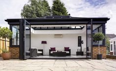 Garden Rooms & Sun Rooms uPVC conservatories by Academy Home Improvements Berkshire, Hampshire and Surrey