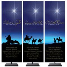 church+banners | Christmas Church Banners » Browse by Series Christmas Stage Design, Church Christmas Decorations, Church Stage Design, Stage Decorations, Christmas Card Sayings, Christmas Banners, Church Banners Designs, Church Fellowship, Altar Design