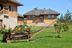 Etno selo, kuća, brvnara