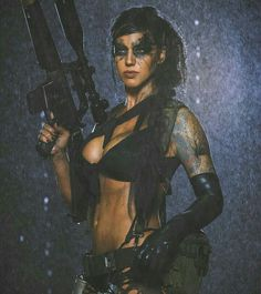 Quiet from metal gear solid phantom pain