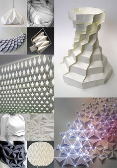 Origami Olafur Eliasson Paper Folding Geometry Thank You For Including My  Origami Dress In Your Interesting