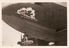 The Short Snorter Project - Thomas O. Pierce C-47 Nose Art Gallery