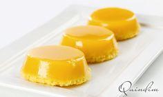 Receta de Quindim, dulce tradicional de Brasil