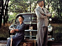 Another of my TOP 10 movies; Driving Miss Daisy.   Terrific on so many levels.