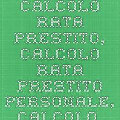 Calcolo Rata Prestito, Calcolo Rata Prestito personale, Calcolo rata http://www.prestitovelocissimo.com/2014/10/01/calcolo-rata-prestito-2/