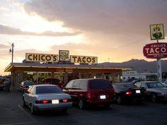 Chico's Tacos, El Paso, Texas