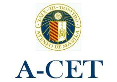 A-CET College Entrance Test 2013-2014
