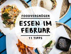 Essen im Februar