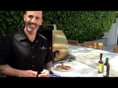 Grilling 101 with Molly Sims & Gavan Murphy: How to Grill Watermelon