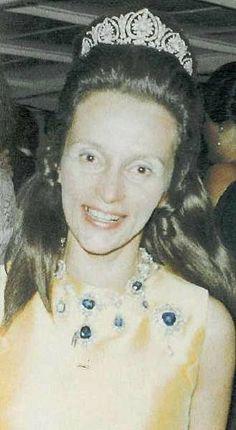 Sua Altezza Serenissima Principessa Eva Benita di Schaumburg-Lippe, nata Baronessa di Tiele-Winckler (1928-2003)