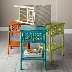 Small Rattan Table | The Company Store