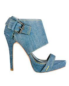 May Shops: Denim Shoes