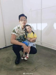 Cute Uncle Wlliam and his adorable niece. Lost Love, Kdrama, Waiting, Singer, Kpop, Actors, Times, Celebrities, Cute