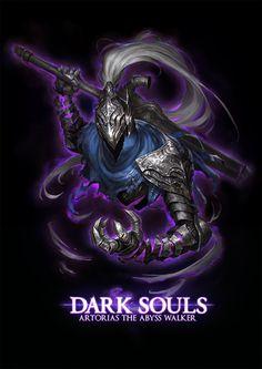 Dark Souls Fanart, Athiwut Beungchaiyaphum on ArtStation at https://www.artstation.com/artwork/KVZ1y
