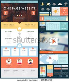 Vector Navigation in stock and Vector Art   Shutterstock