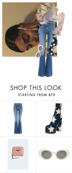 """Untitled #813"" by nadaoutfits ❤ liked on Polyvore featuring Hudson Jeans, Vetements, Zadig & Voltaire, Acne Studios and Allurez"