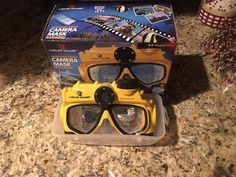 Underwater Digital Camera Mask Explore Series Liquid Image | eBay